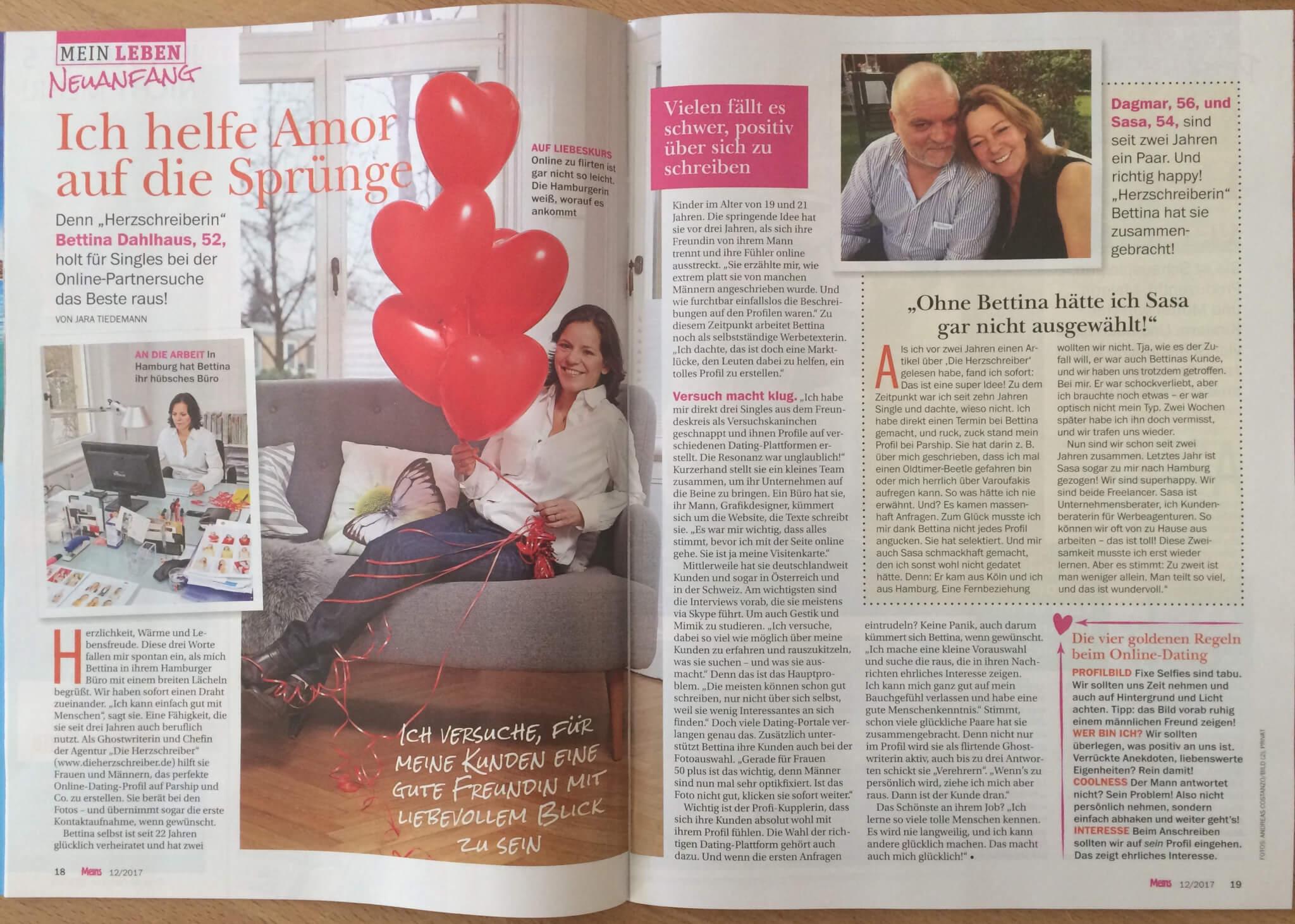 Dating-site für über 50-jährige