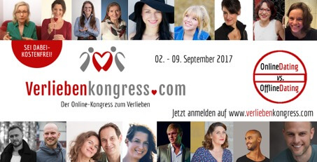 Verliebenkongress Online-Dating versus Offline-Dating